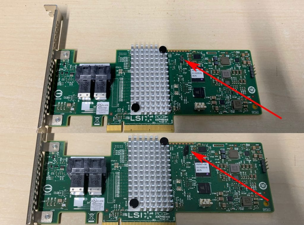 M1215 Jumper IT Firmware flash