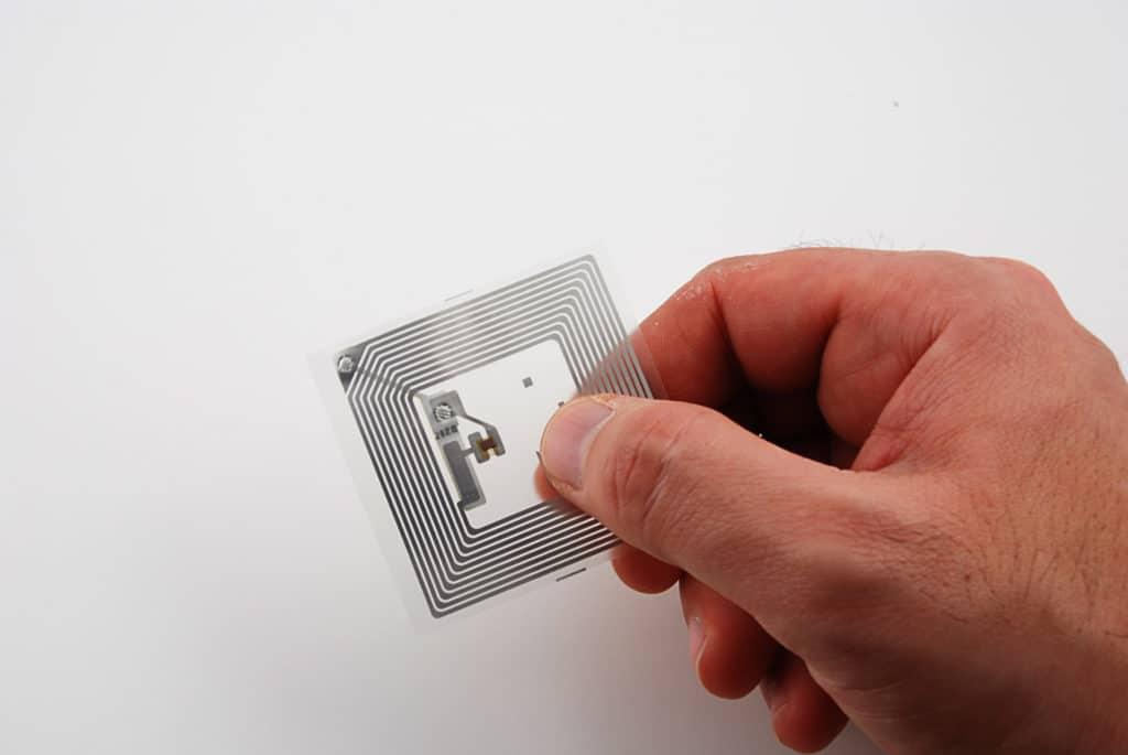 Passiver RFID-Tag
