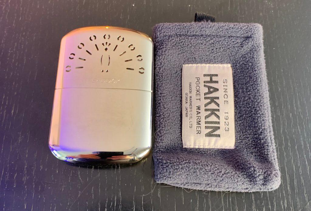 Handwärmer bzw. Taschenofen von Peacock